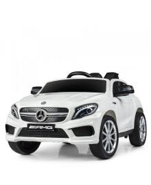 Детский электромобиль BAMBI M 4124 EBLR-1, Mercedes, мягкое сиденье