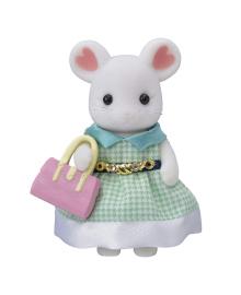Фигурка Sylvanian Families White Mouse 5364, 4008789053640, 5054131053645