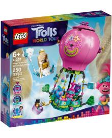 Конструктор LEGO Trolls Путешествие Розочки на воздушном шаре (41252), 5702016616781