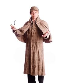 Костюм Шерлока Холмса 52-54 170120-001