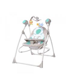 Детские колыбель-качели Carrello Nanny (Каррелло Нани) 3 в 1 CRL-0005 Azure Beige (6900075000285) цвет бежевый