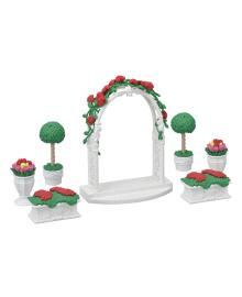 Игровой набор Sylvanian Families Цветочный сад