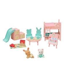 Набор мебели с фигурками Sylvanian Families Детская комната 5397, 5054131053973
