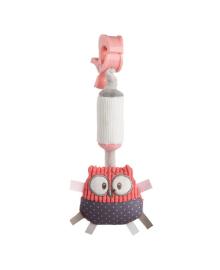 Игрушка-подвеска Canpol babies Pastel Friends Red