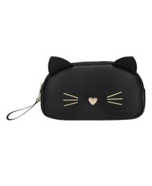 Маленькая косметичка TOP Model Cat Black