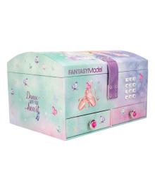 Шкатулка для украшений Fantasy Model Балерина 411053, 4010070450304