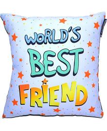 Подушка Лучший друг 25х25 060220-028