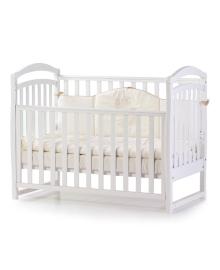 Кроватка детская Верес ЛД-6 Italy system белая