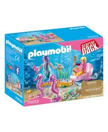Игровой набор Playmobil Starter Pack Русалки 47 эл
