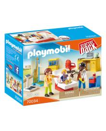 Игровой набор Playmobil Starter Pack Педиатр 33 эл