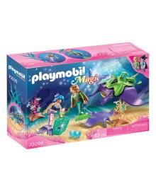 Игровой набор Playmobil Собиратели ракушек 32 эл