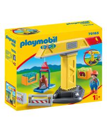 Конструктор Playmobil Башенный кран