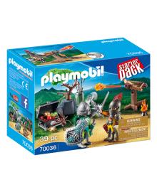 Игровой набор Playmobil Starter Pack Рыцари 39 эл