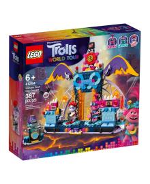 LEGO® Trolls Взрывное рок-концерт в городе 41254