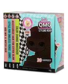 Кукла-манекен L.O.L SURPRISE! O.M.G. Lady Neon