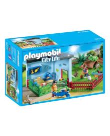 Игровой набор Playmobil Приют для маленьких зверей