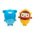 Игрушки для ванной Munchkin Аквалангист и акула (011203.02), 2900990772926