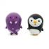 Игрушки для ванной Munchkin Пингвин и морж (011203.01), 5019090112031