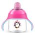 Чашка-непроливайка Philips Avent Penguin Pink 200 мл SCF746/03, 8710103916116