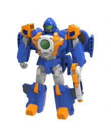 Робот-трансформер Tobot S4 mini Mach W 12 см
