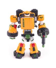 Робот-трансформер Tobot S4 Т 24 см