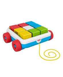 Игрушка-каталка Fisher-Price Яркие кубики