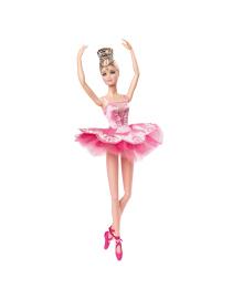 Коллекционная кукла Barbie Ballerina