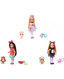 """Кукла Челси """"Сказочный наряд """" Barbie в асс. GHV69"""