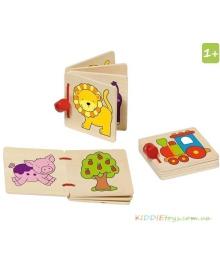 Моя первая книжка - игрушка Goki 59983