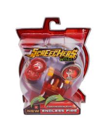 Машинка-трансформер Screechers Wild Endless Fire