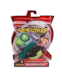 Машинка-трансформер Screechers Wild Sharkoid
