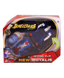 Машинка-трансформер Screechers Wild Royalis