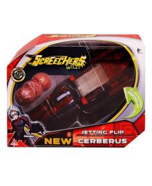 Машинка-трансформер Screechers Wild Cerberus