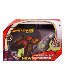 Машинка-трансформер Screechers Wild Dimeor