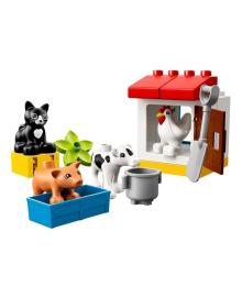 LEGO® DUPLO® Ферма: домашние животные 10870, 5702016111965