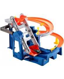 """Игровой набор """"Гонки на фабрике"""" Hot Wheels FDF28"""