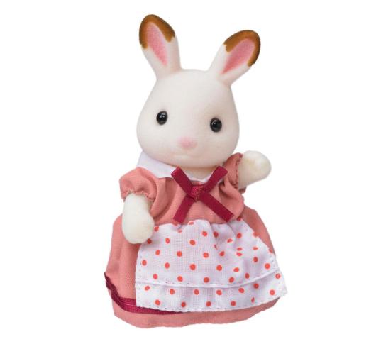 Фигурка Sylvanian Families Мама Шоколадный Кролик 8 см 5248, 5054131052488