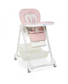 Стульчик для кормления BAMBI M 3822 Baby Pink, розовый