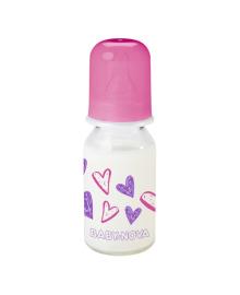 Бутылочка Baby-nova Hearts 125 мл