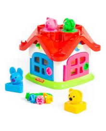 Развивающая игрушка Полесье Теремок 9142, 4810344009142