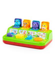 Развивающая игрушка Полесье Игра з сюрпризом 77066, 4810344077066