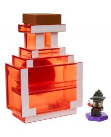 "Контейнер для мини-фигурок ""Minecraft Earth"" Mattel GKT45"