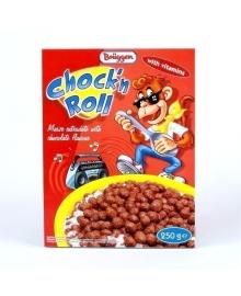 """Поджаренная кукуруза с шоколадом Chock'n Roll"""", 250 гр.     """""""