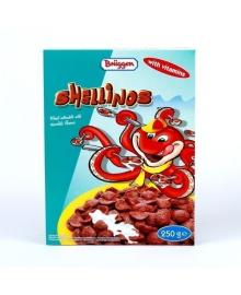 "Шоколадные ракушки Shellinos"", 250 гр.          """