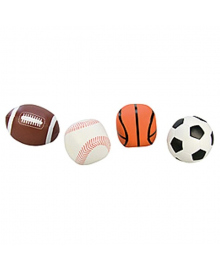 Мяч мягкий спортивный, 10 см