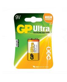 Батарейка GP Ultpa Alkaline 1604AU Крона 6LR61