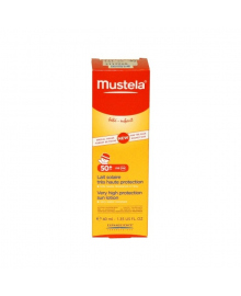 Солнцезащитный лосьон Mustela SPF 50+ 40 мл
