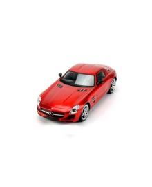 Модель MZ Автомобиль Mercedes-Benz SLS на р/у 1:24 (в ассорт)