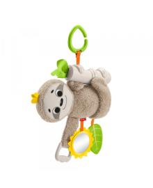 "Мягкая игрушка-подвеска ""Ленивец"" Fisher-Price FXC31"