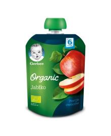 Фруктовое пюре Gerber Organic Яблоко 90 г